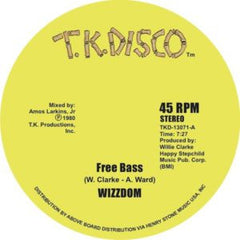 Wizzdom - Free Bass EP