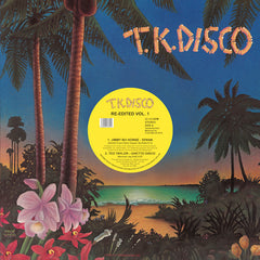 TK Disco Re-Edited 2LP (Yellow Vinyl)