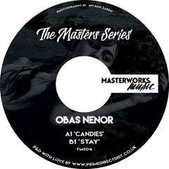 Obas Nenor - Candies 20-Inch EP