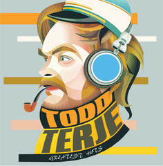 Todd Terje - Greatest Hits 2LP