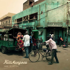 KutiMangoes - Made In Africa LP