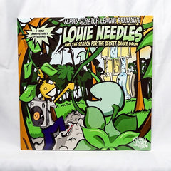 Texas Scratch League - Louie Needles and the Search for the Secret Snare Drum LP