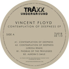 Vincent Floyd - Contemplation EP