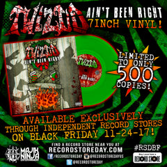 Twiztid - Ain't Been Right 7-Inch