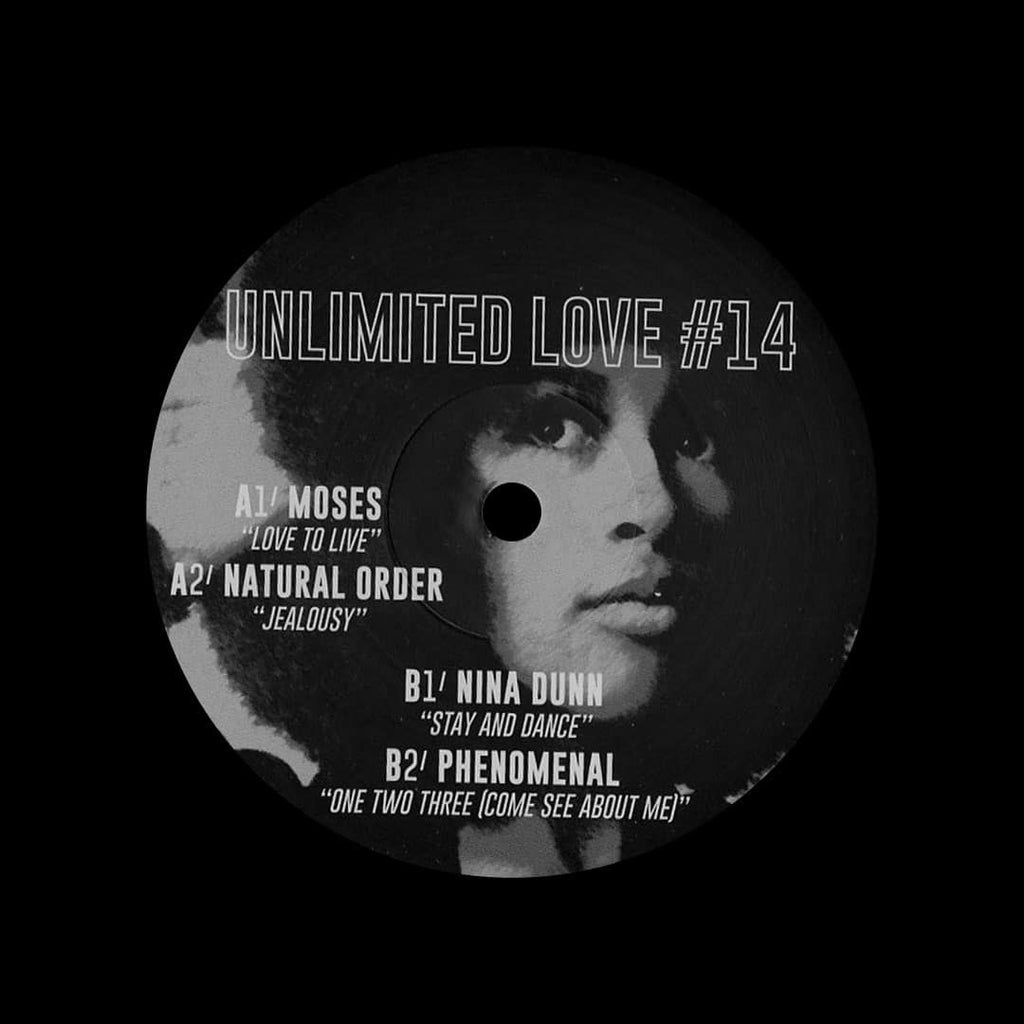 Unlimited Love #14 EP | Beat Street Records