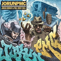 Jorun Bombay & Phill Most Chill - JORUNPMC 2LP