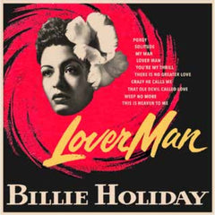 Billie Holiday - Lover Man LP