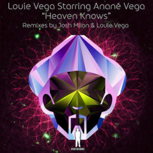 Louie Vega - Heaven Knows Remixes 12-Inch