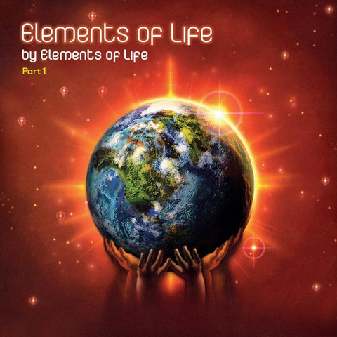 Elements Of Life - Elements Of Life Part 1 2LP