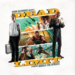Noisia & The Upbeats - Dead Limit 2x12-Inch