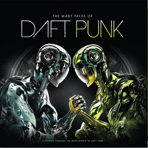 Daft Punk - The Many Faces Of Daft Punk 2LP