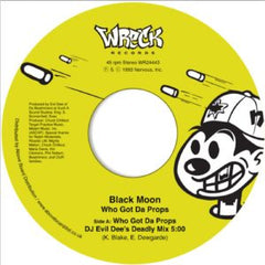 Black Moon - Who Got Da Props 7-Inch