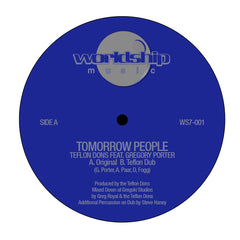 Teflon Dons - Tomorrow People 7-inch