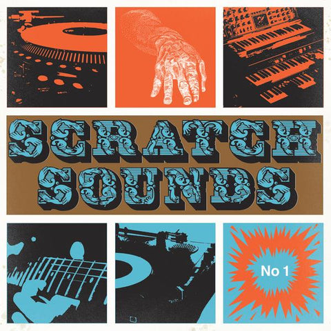 DJ Woody - Scratch Sounds No 1 7-Inch