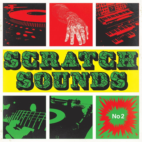 DJ Woody - Scratch Sounds No 2 7-Inch