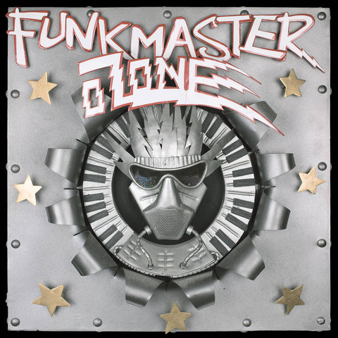 Funkmaster Ozone - Funkin On .. One More! LP