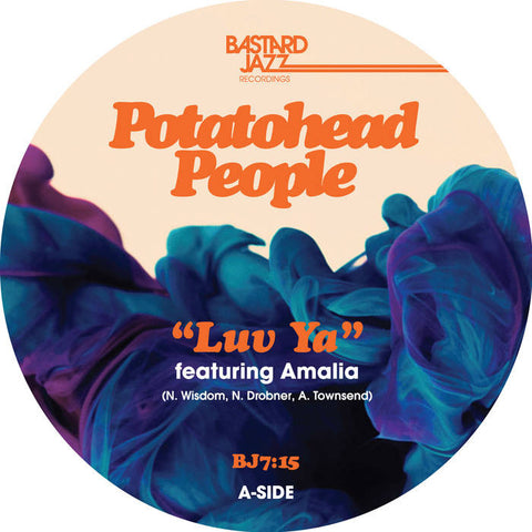 Potatohead People - Luv Ya 7-Inch