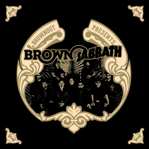 Brownout - Brown Sabbath Vol 2 LP