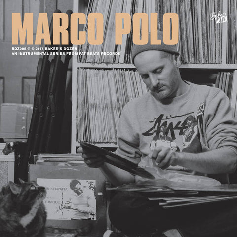 Marco Polo - Bakers Dozen LP