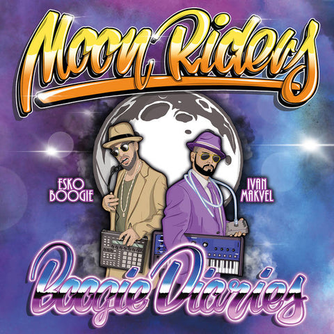 Moon Riders - Boogie Diaries 7-Inch