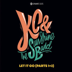 KC & The Sunshine Band - Let It Go (Pts 1&2) 7-Inch