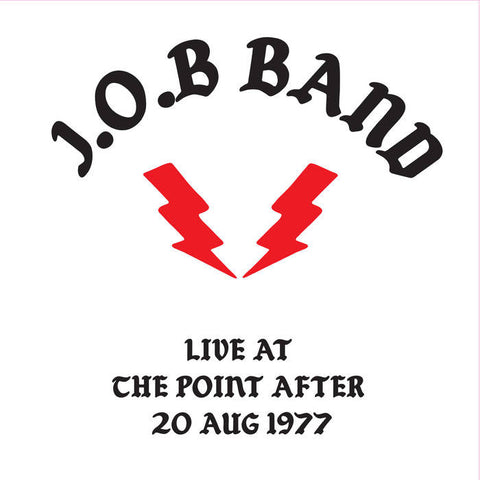 J.O.B. Band - Live At The Point After LP