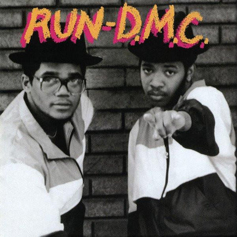 Run DMC - Run DMC LP (Clear Vinyl)