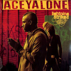 Aceyalone - Lightning Strikes 2LP