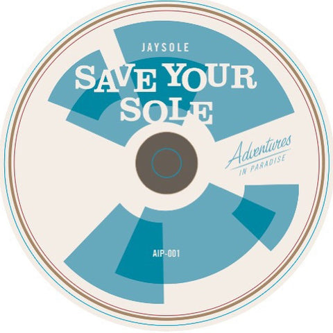 Jay Sole / J Boogie - Save Your Sole / Domino Boogie 7-Inch