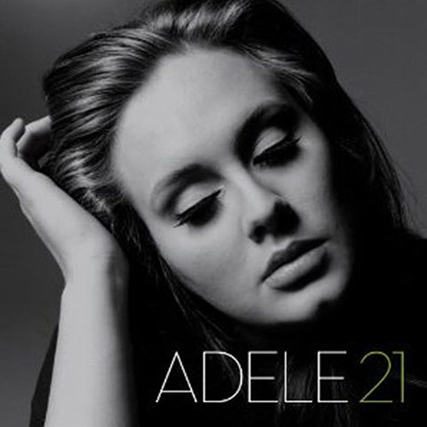 Adele - 21 LP (160g + Download)