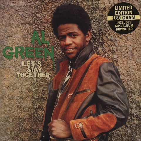 Al Green - Let's Stay Together LP (180g)