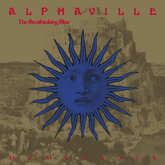 Alphaville - Breathtaking Blue LP/DVD (Deluxe Edition)
