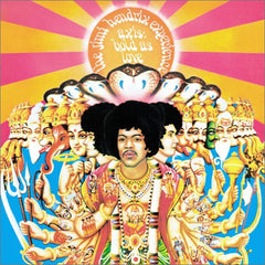 Jimi Hendrix - Axis: Bold As Love LP (180g)