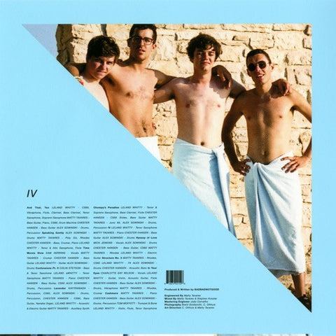 Badbadnotgood - IV 2LP + Download