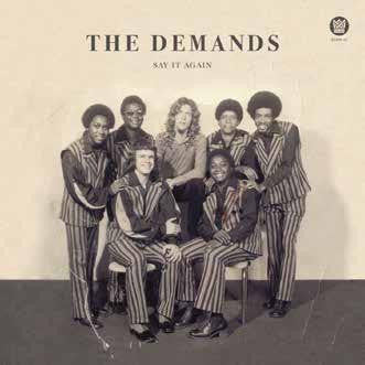 The Demands - Say It Again 7-Inch