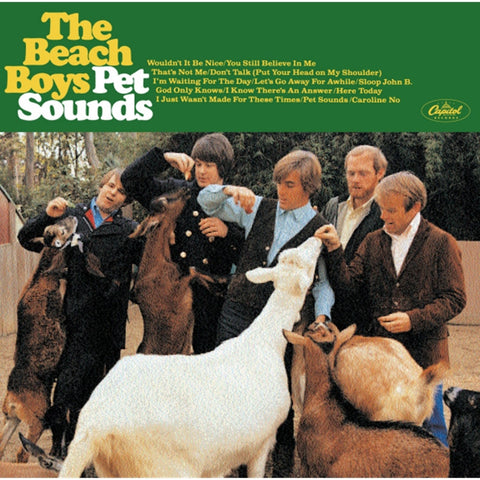 Beach Boys - Pet Sounds LP (180g)