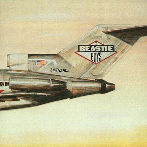 Beastie Boys - Licensed To Ill 2LP (30th Anniversary)