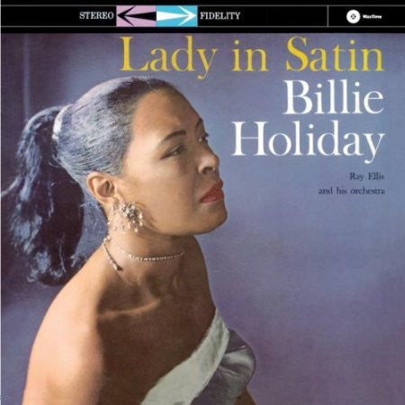 Billie Holliday - Lady In Satin (180g)