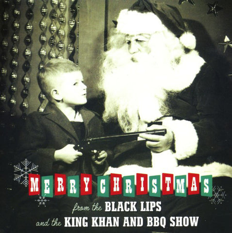 The Black Lips / The King Khan & BBQ Show - Christmas In Baghdad / Plump Righteous 7-Inch