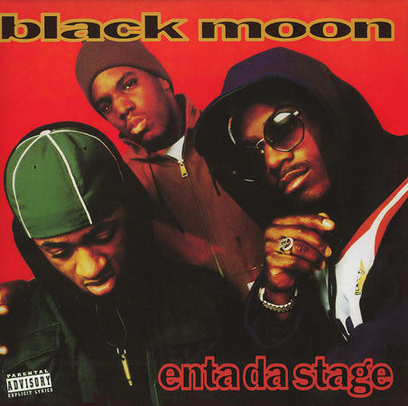 Black Moon - Enta Da Stage 2LP