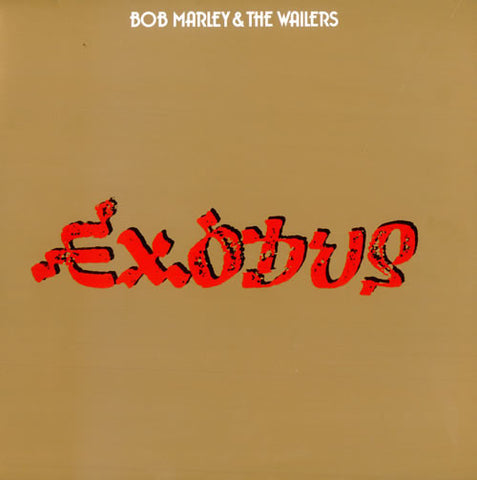 Bob Marley & The Wailers - Exodus LP (180g)