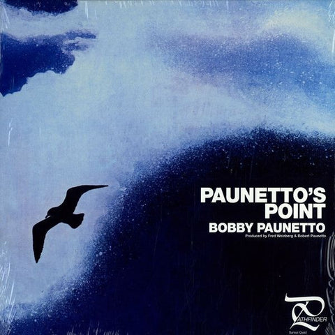Bobby Paunetto - Paunetto's Point LP