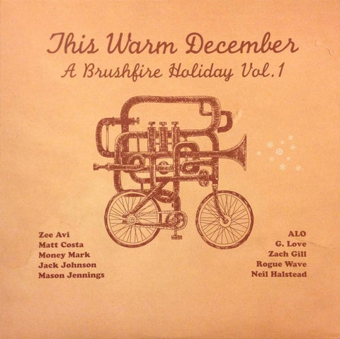 Various - This Warm December: A Brushfire Holiday Volume 1 LP