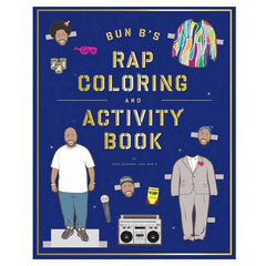 Bun B's Rap Coloring Book