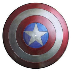 Alan Silvestri - Marvel's Music From Captain America:  The First Avenger LP (Picture Disc)