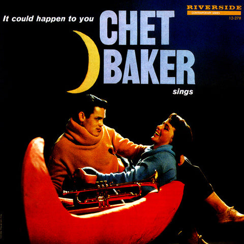 Chet Baker Sings - It Could Happen To You LP