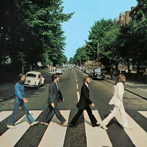 The Beatles - Abbey Road LP (180g)