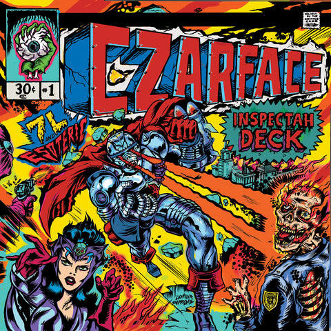 Inspectah Deck - Czarface LP