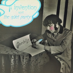 Daedelus - Invention And The Quiet Party 2LP (Blue Vinyl)