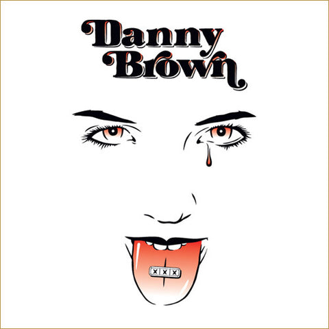 Danny Brown - XXX 2LP